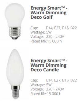LED deco Dimm